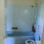 Before Bathroom Remodeling in Chevy Chase MD- Melness Contractors