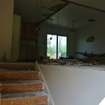 Before Residential Painting and Drywall Installation in Washington DC and Bethesda MD