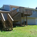 After Deck Remodeling for Residential Property