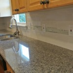 After- Granite Counters Installed by Melness Contractors for Kitchen Remodeling in Washington DC