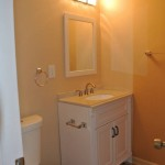 After Bathroom Remodeling and Residential Painting by Melness Contractors in Bethesda & Chevy Chase MD
