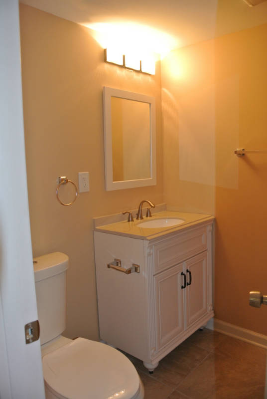 after bathroom remodeling and residential painting by melness contractors in bethesda chevy chase md - Bathroom Remodeling Bethesda Md